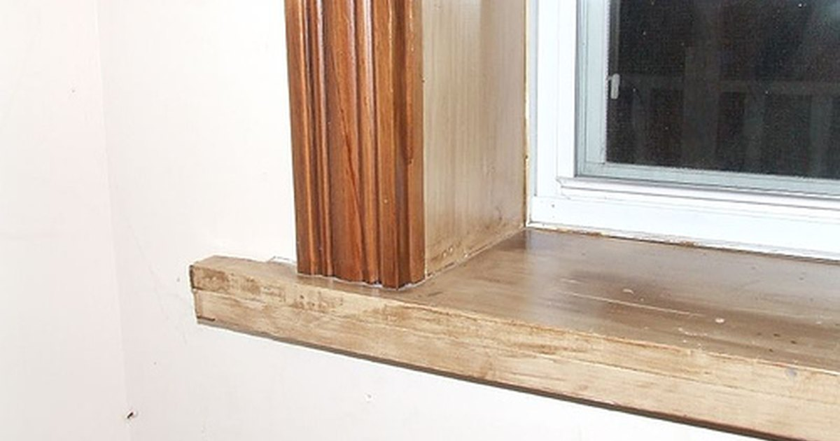 How To Refinish A Window Ehow Uk