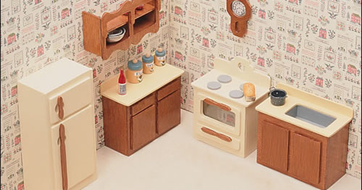 How to make your own doll house furniture ehow uk for How to make your own dollhouse