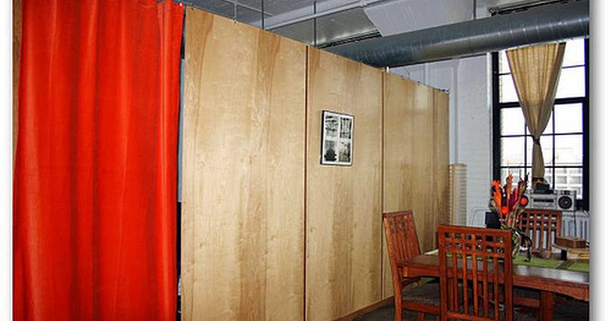 Ideas For Fabric Room Dividers Ehow Uk