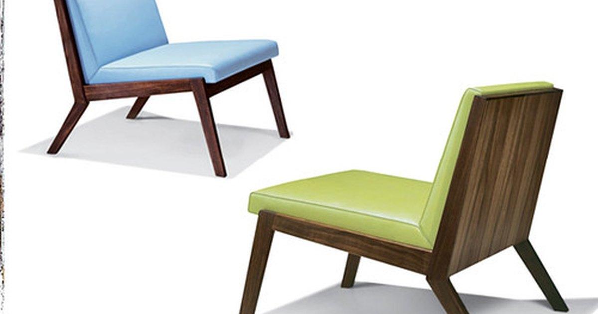 Acerca de los muebles de imitaci n de cuero ehow en espa ol for Muebles imitacion