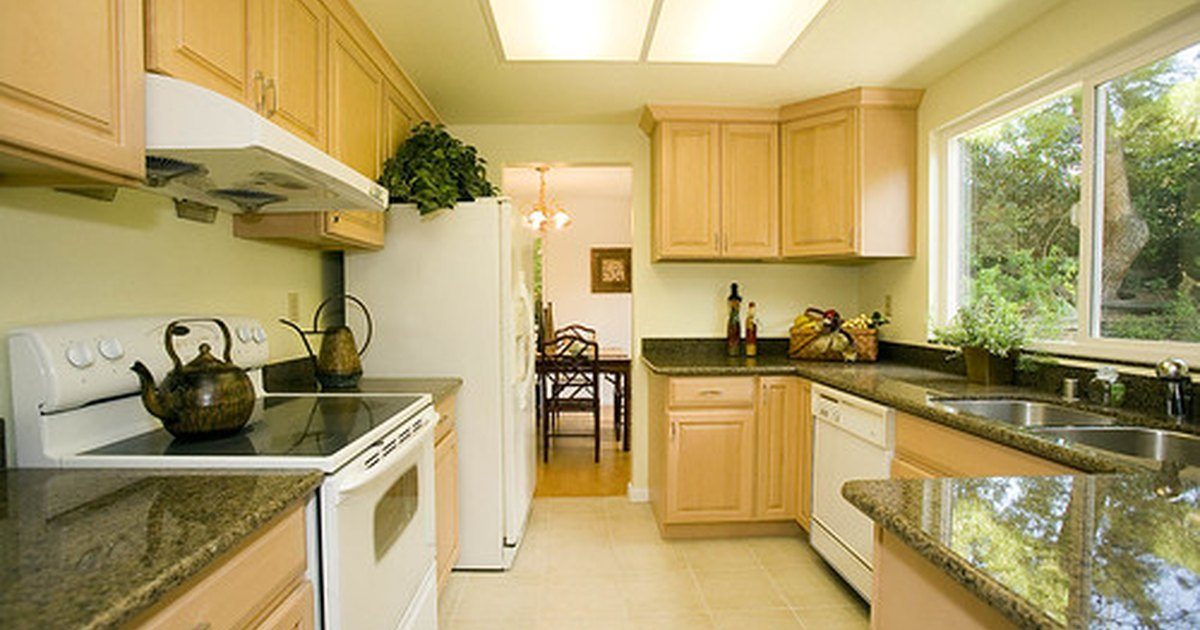Galley Kitchen Ideas That Work For Rooms Of All Sizes: Define A Galley Kitchen