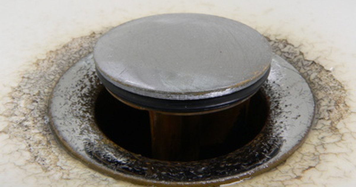 How To Fix A Sink Pop Up Stopper Ehow Uk
