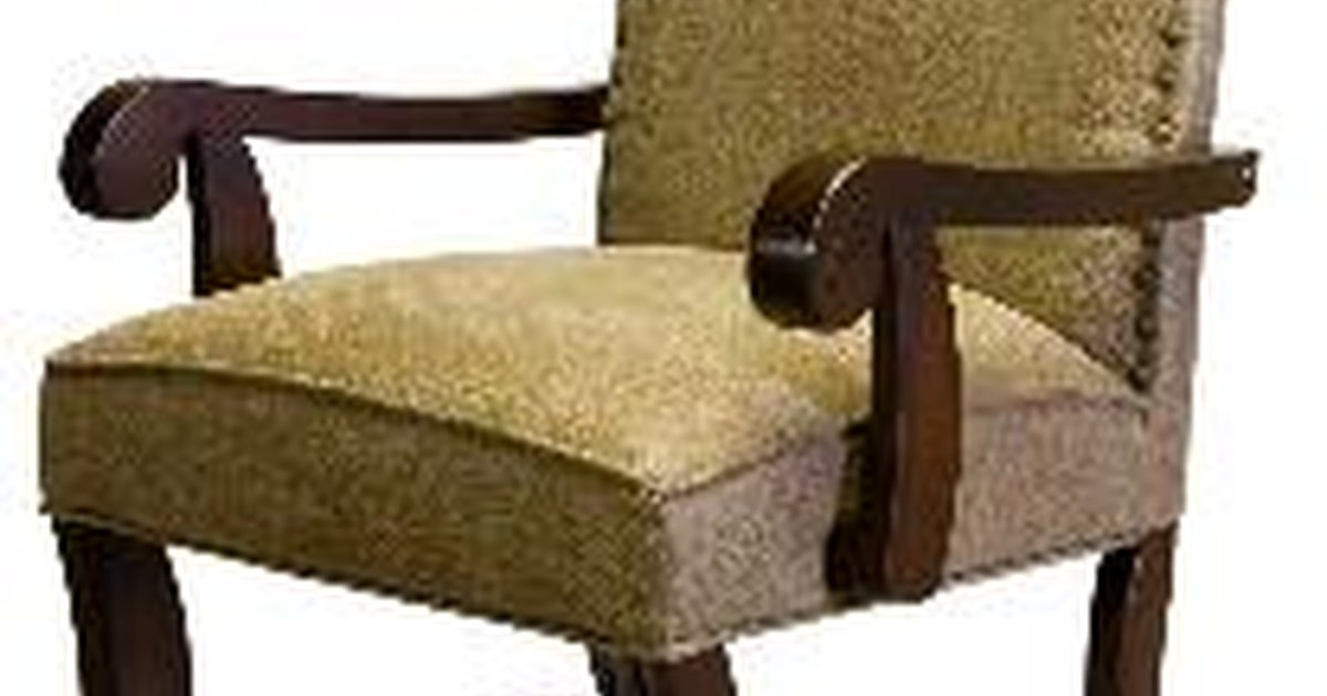 Caracter sticas de las sillas de estilo isabelino ehow - Sillas estilo espanol ...