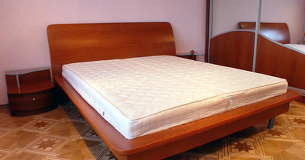 C mo unir colchones individuales para hacer una cama doble for Colchones para cama matrimonial