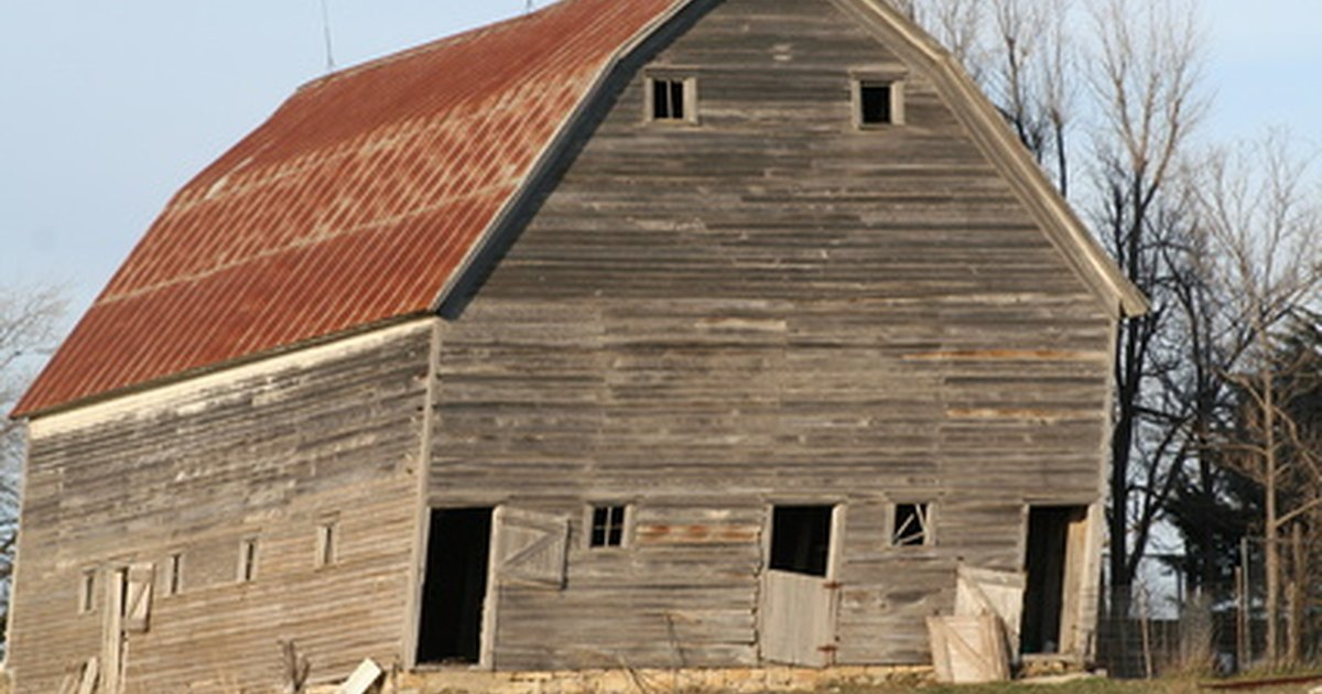 How To Turn A Barn Into A House Ehow Uk