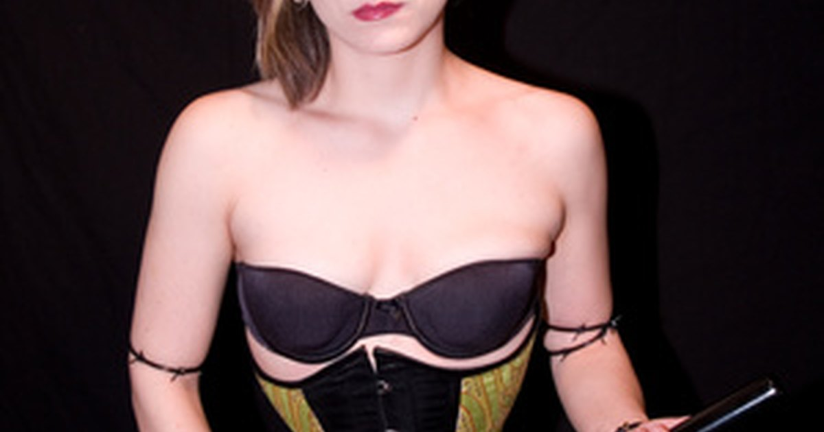 How Do Corsets Work With Breast Forms Ehow Uk