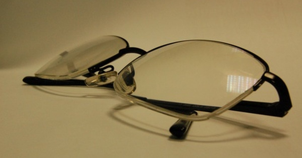 Glasses Frame Scratch Repair : How to repair scratched eyeglasses eHow UK