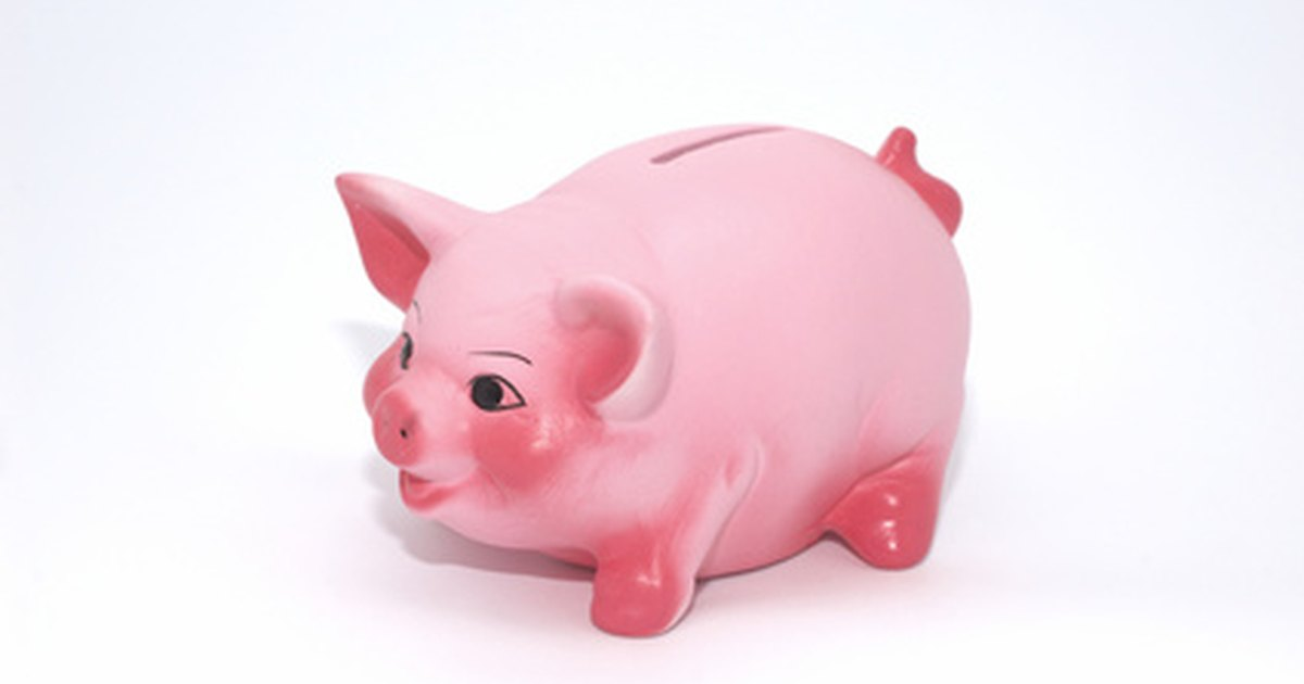 How to make a hole plug for a piggy bank ehow uk for How to make a coin bank
