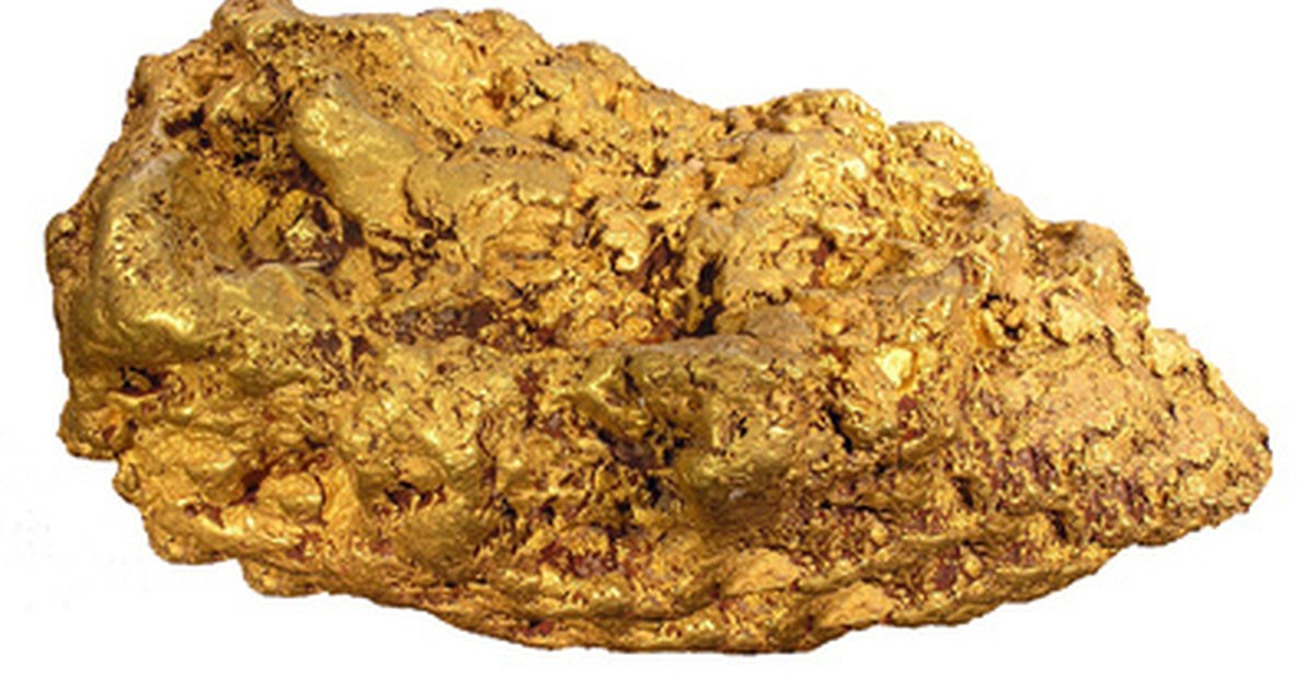 Gold bearing soil types ehow uk for Minerals found in soil