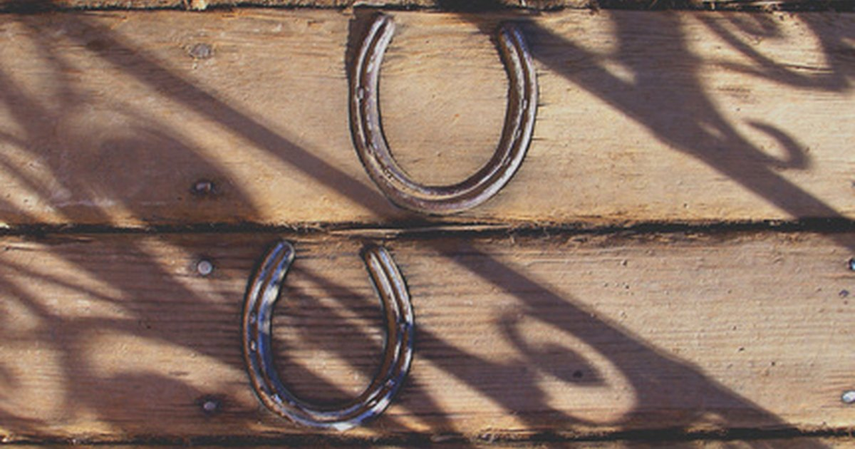 Things to make out of horseshoes ehow uk for Things made from horseshoes