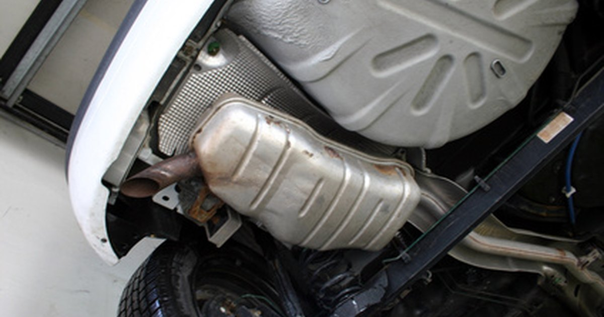 How To Reduce Exhaust Noise Ehow Uk