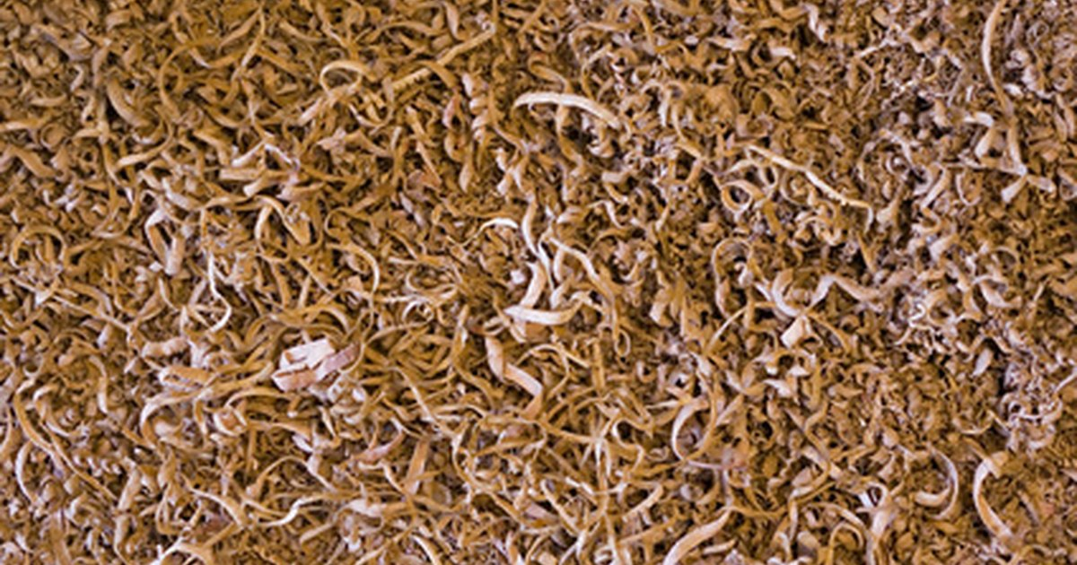 How to Compost Wood Shavings | eHow UK