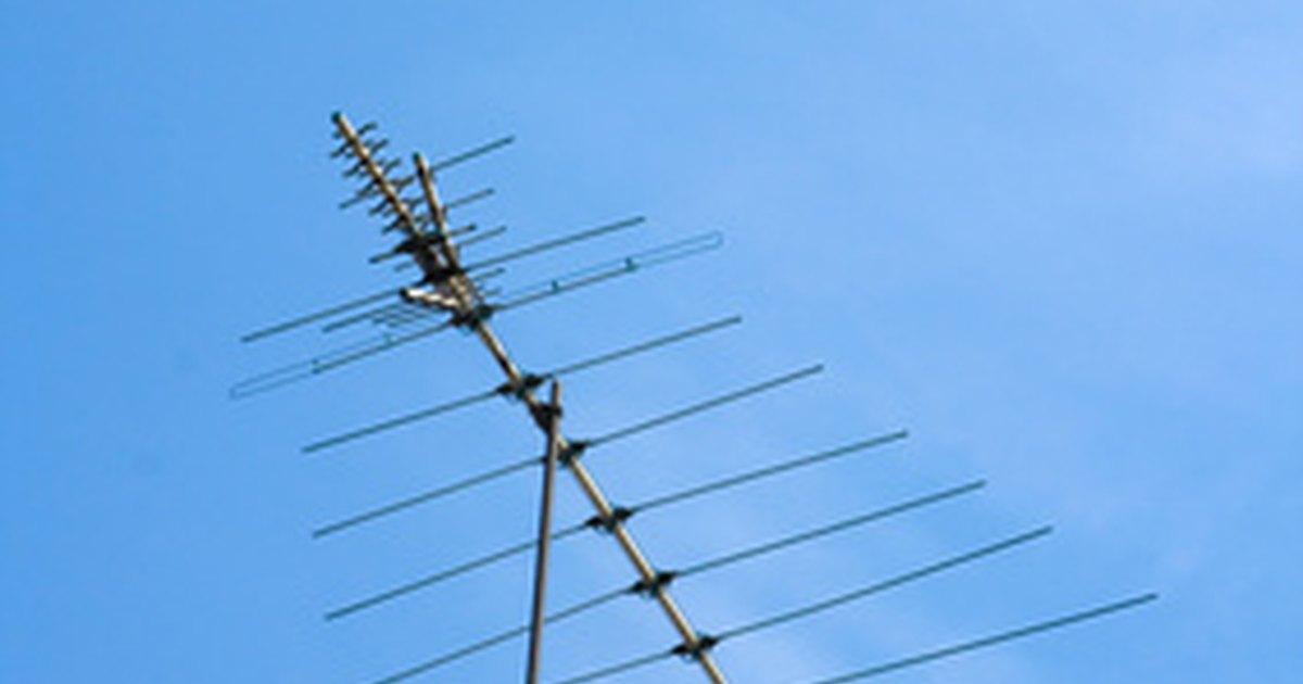 C mo orientar una antena de televisi n abierta ehow en - Antenas de television ...