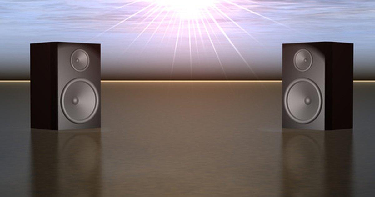Wiring Up Speakers Surround Sound