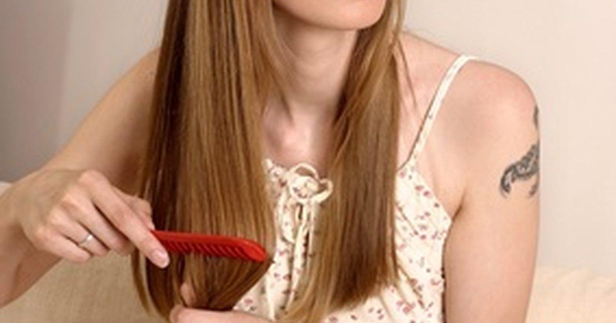 Por qué cae los cabellos sobre la barba