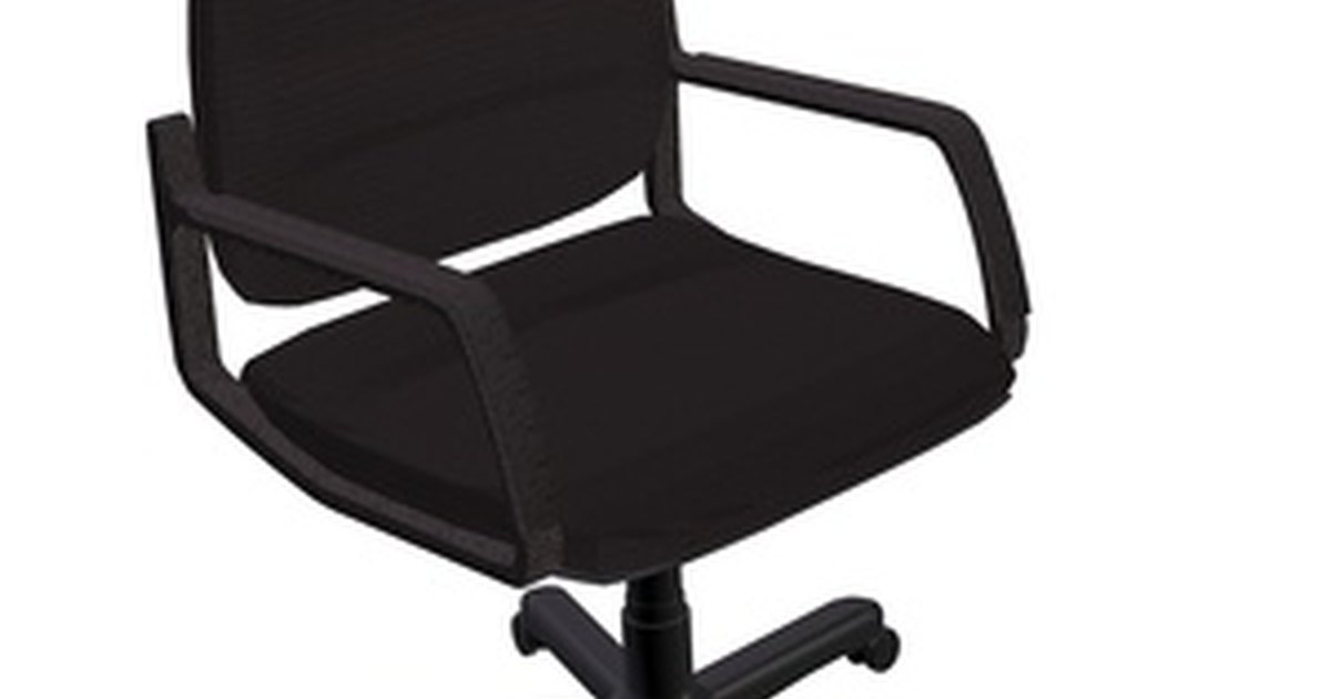 How to keep my office chair from sinking ehow uk for Chair keeps sinking