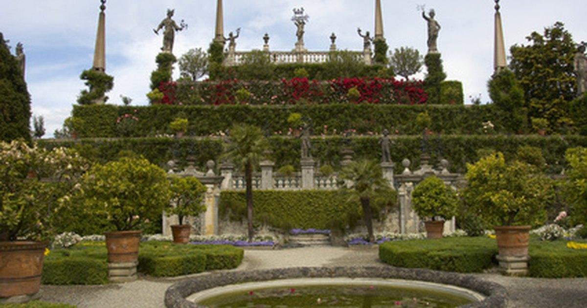 Hechos sobre los jardines colgantes de babilonia ehow en for Los jardines colgantes de babilonia