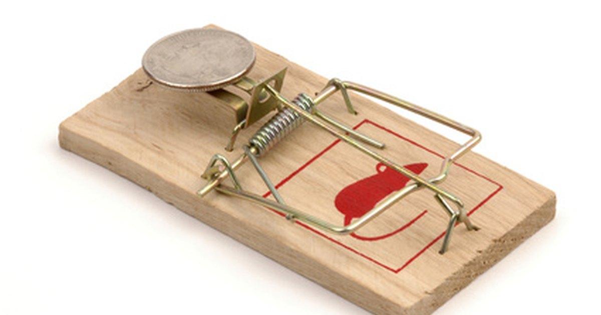 C mo construir un carrito con una trampa para ratones - Como hacer una trampa para ratas ...
