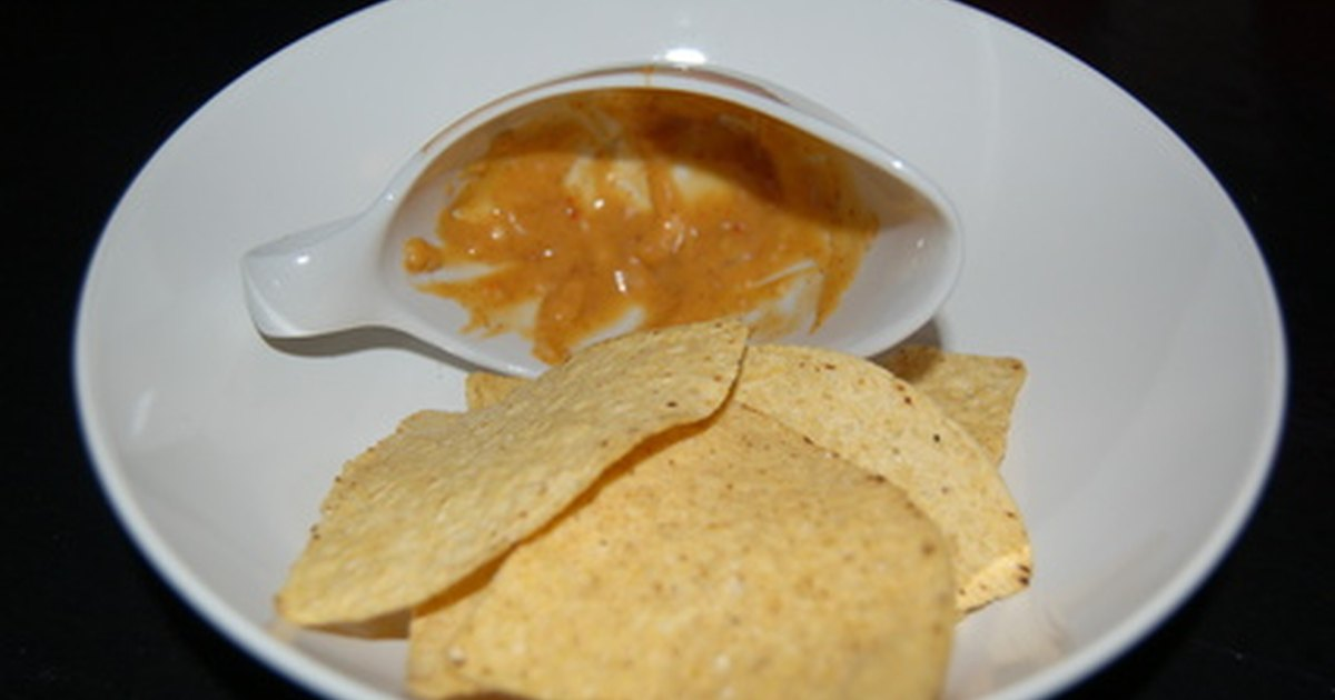 how to make velveeta cheese for nachos
