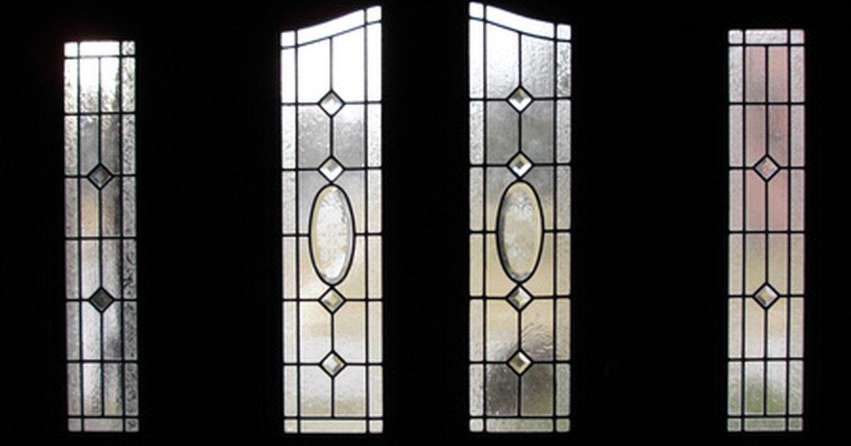 Types Of Glass For Front Door : Types of glass for exterior doors ehow uk