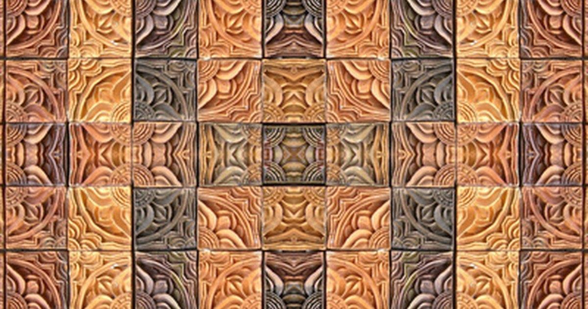 Ideas de dise os con mosaicos para el piso de una sala de for Disenos para mosaicos