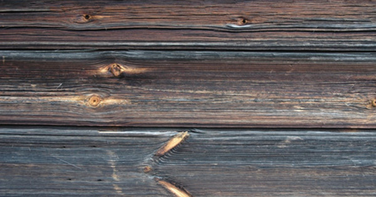 Tratamiento para la madera de exterior ehow en espa ol - Tratamientos para la madera ...