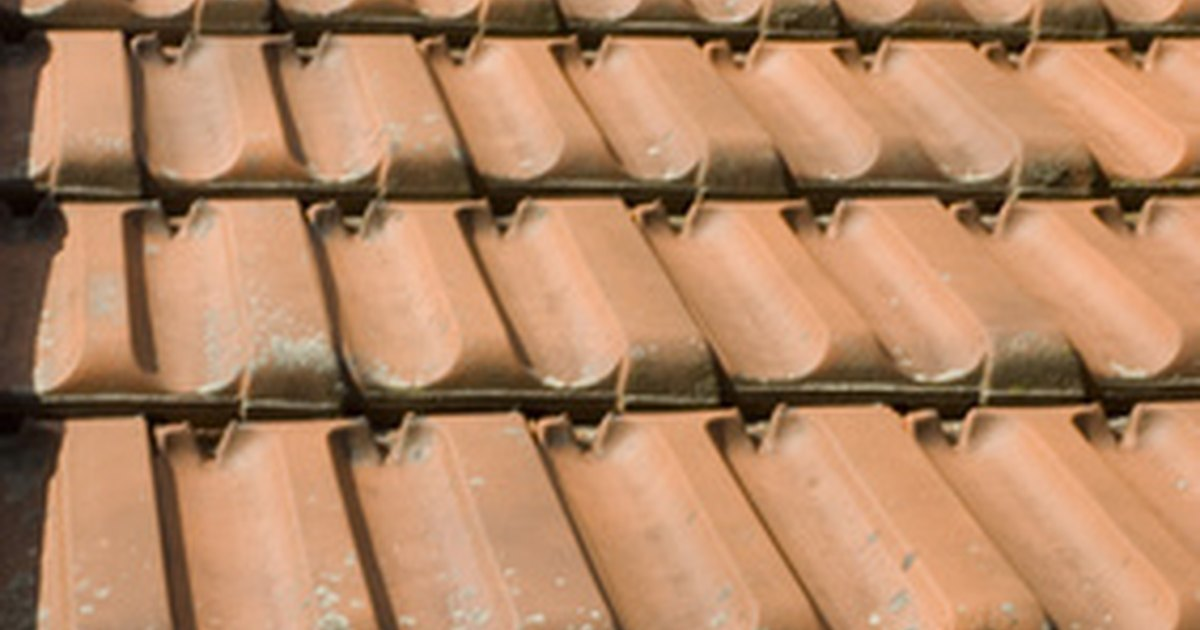 How To Replace A Loose Roof Tile Ehow Uk