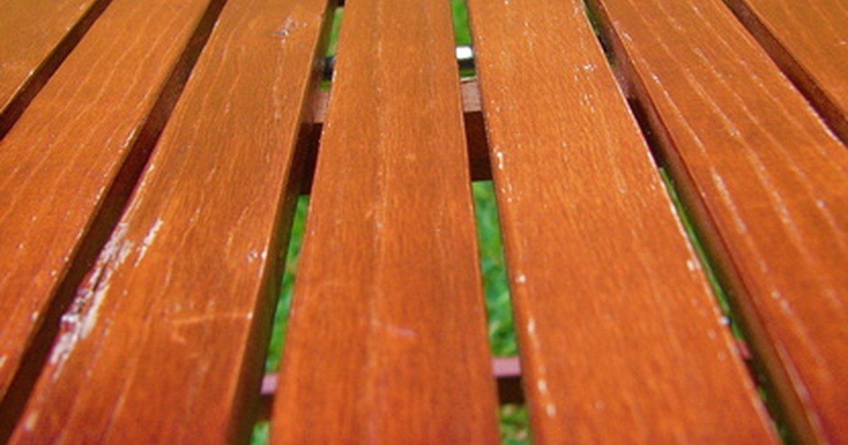 Preservatives Wood Deck Sealers Ehow Uk