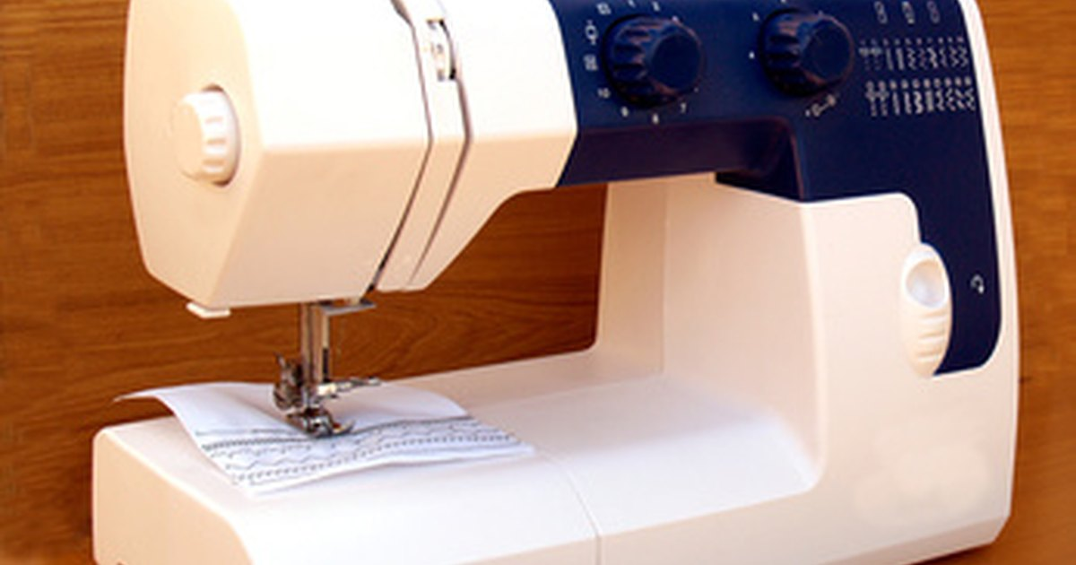 types of stitches sewing machine
