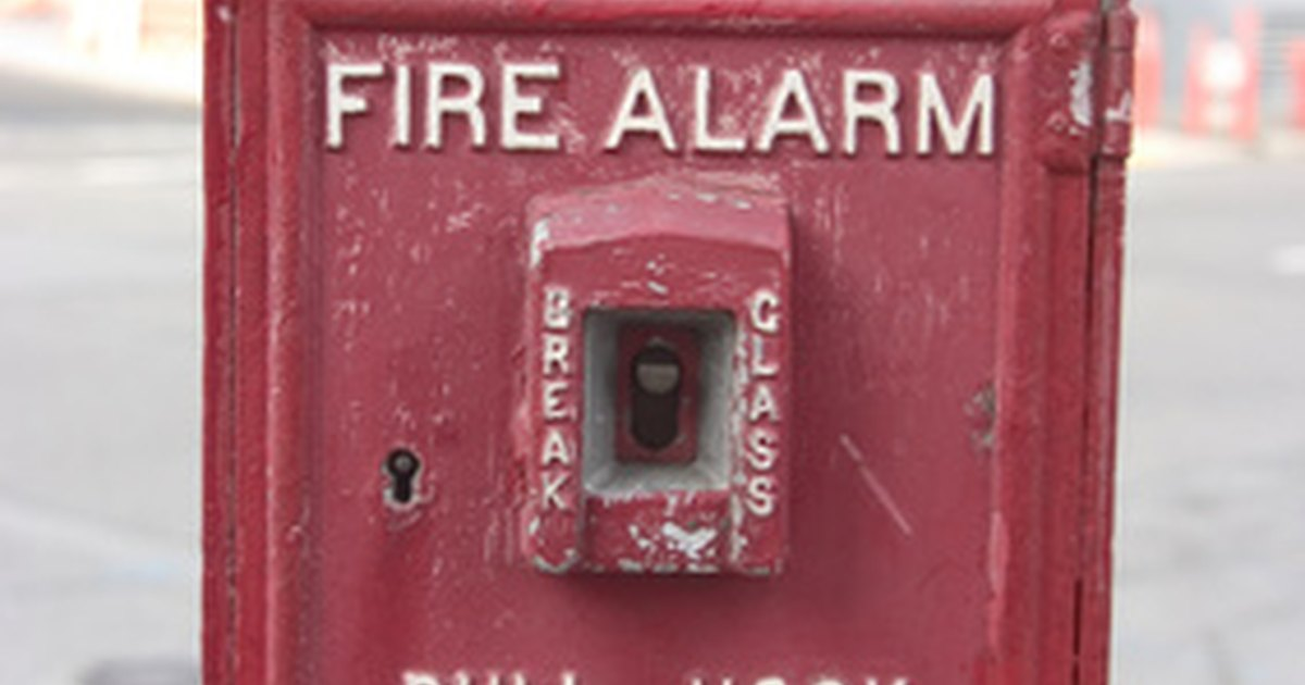 Building Regulations For Fire Alarms