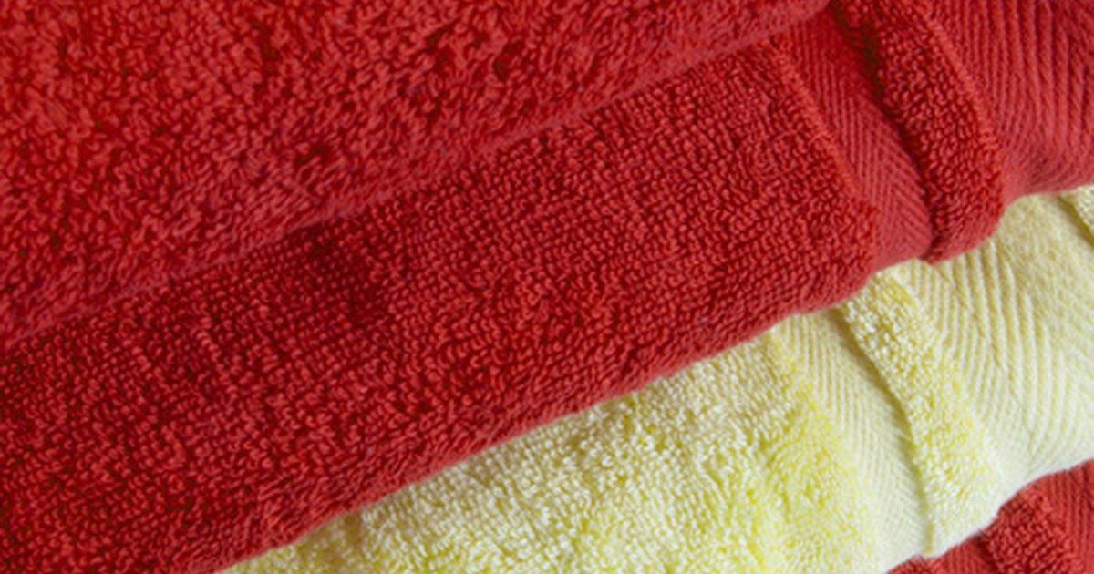 C mo lavar las toallas de ba o nuevas ehow en espa ol - Como lavar toallas ...