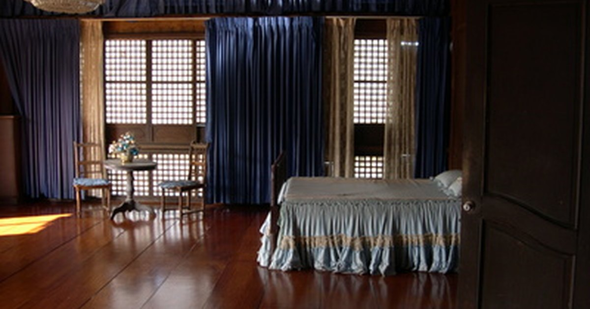 Tipos de rieles para cortinas ehow en espa ol - Tipo de cortinas ...
