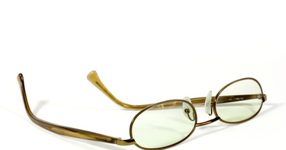 Good Eyeglass Frames For Thick Lenses : Eyeglass Frame Recommendations for Thick Lenses eHow UK