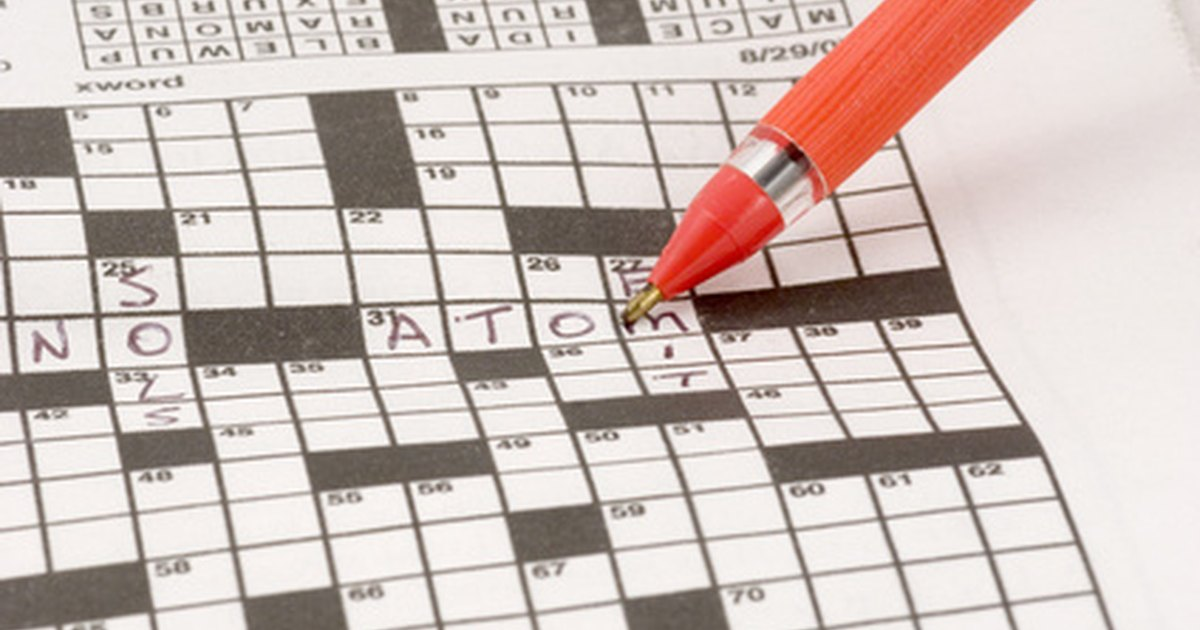 free crossword puzzle to create:
