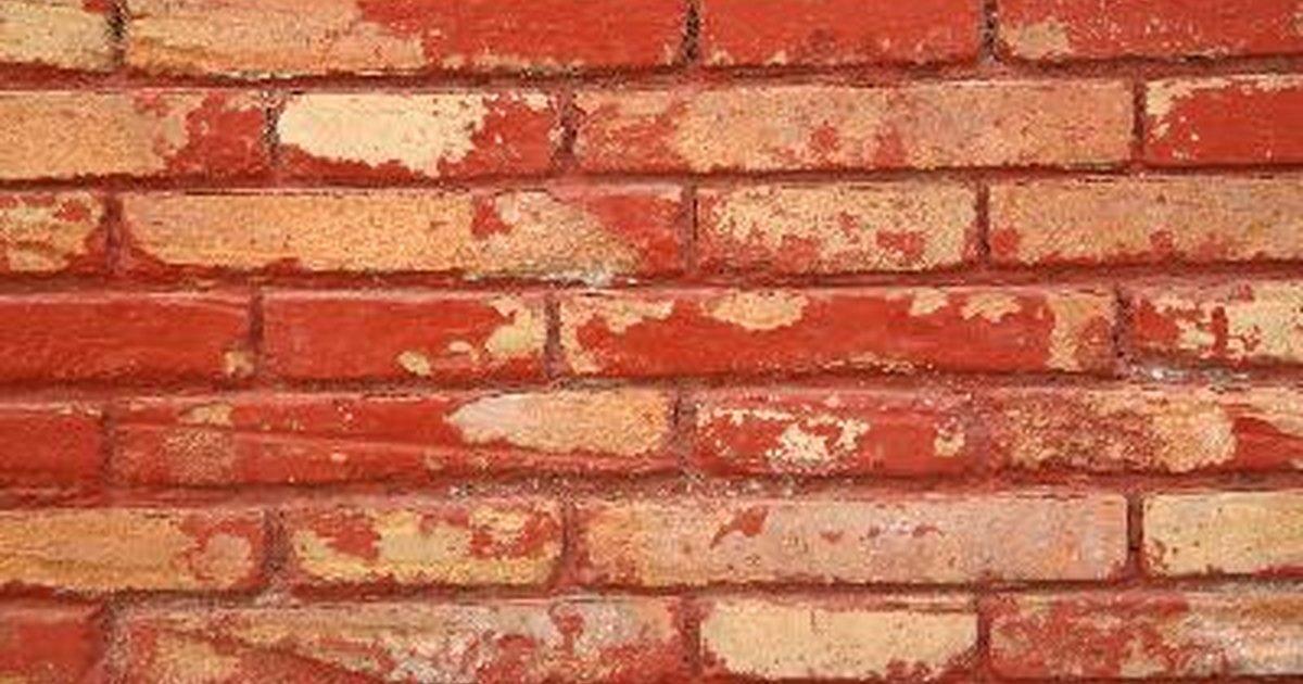 Qu tipo de pintura se utiliza para pintar ladrillos for Ladrillos decorativos para exteriores