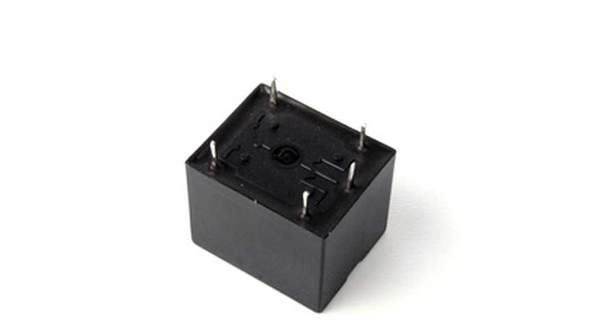 How To Wire A 12 Volt Electrical Relay