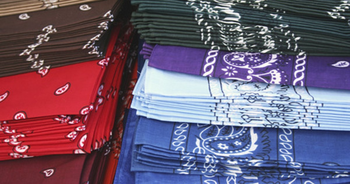 What Is The Meaning Of Coloured Bandanas Ehow Uk