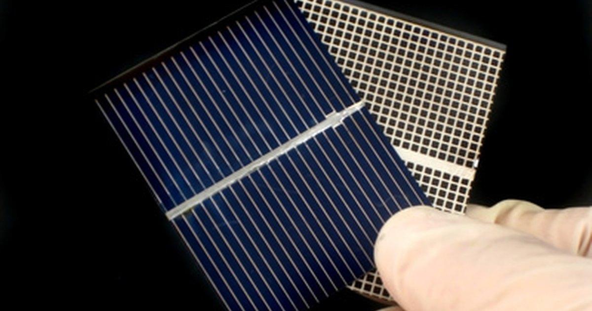Experimentos de peque os paneles solares ehow en espa ol for Panel solar pequeno