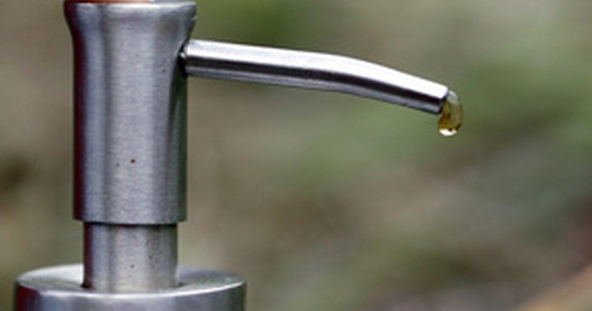 how to fix a soap dispenser pump