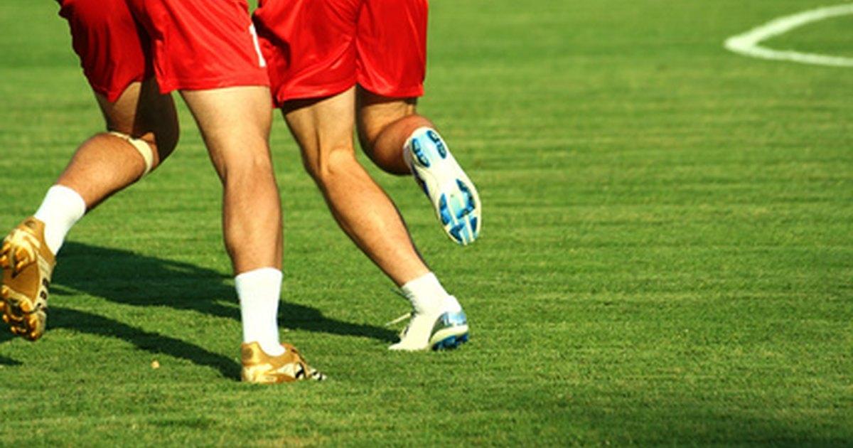 Treinamento físico para jogadores de futebol