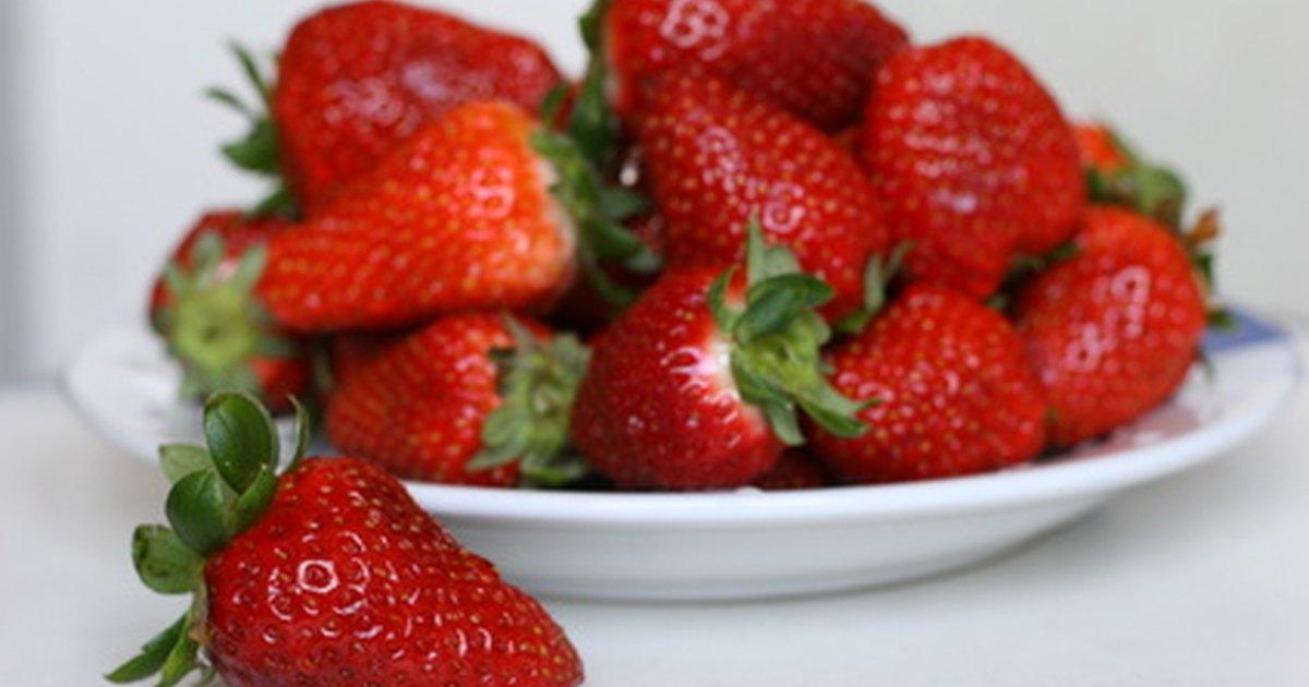 Cu nto tiempo duran las fresas ehow en espa ol for En cuanto tiempo se cosecha la tilapia