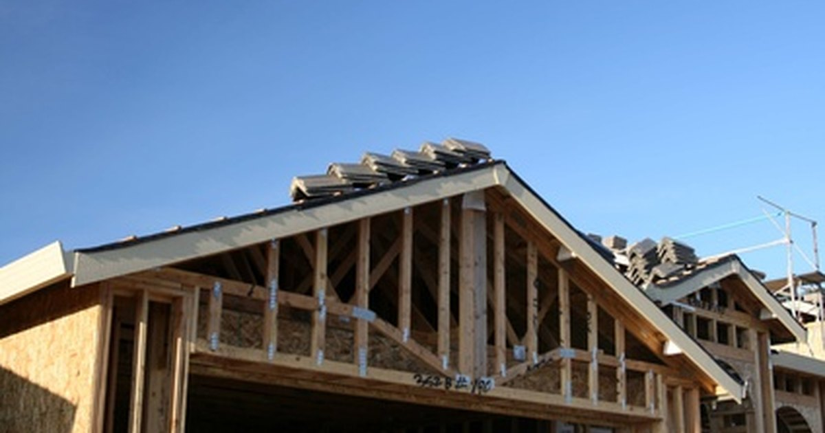 How To Calculate How Much Roofing Felt Is Needed Ehow Uk