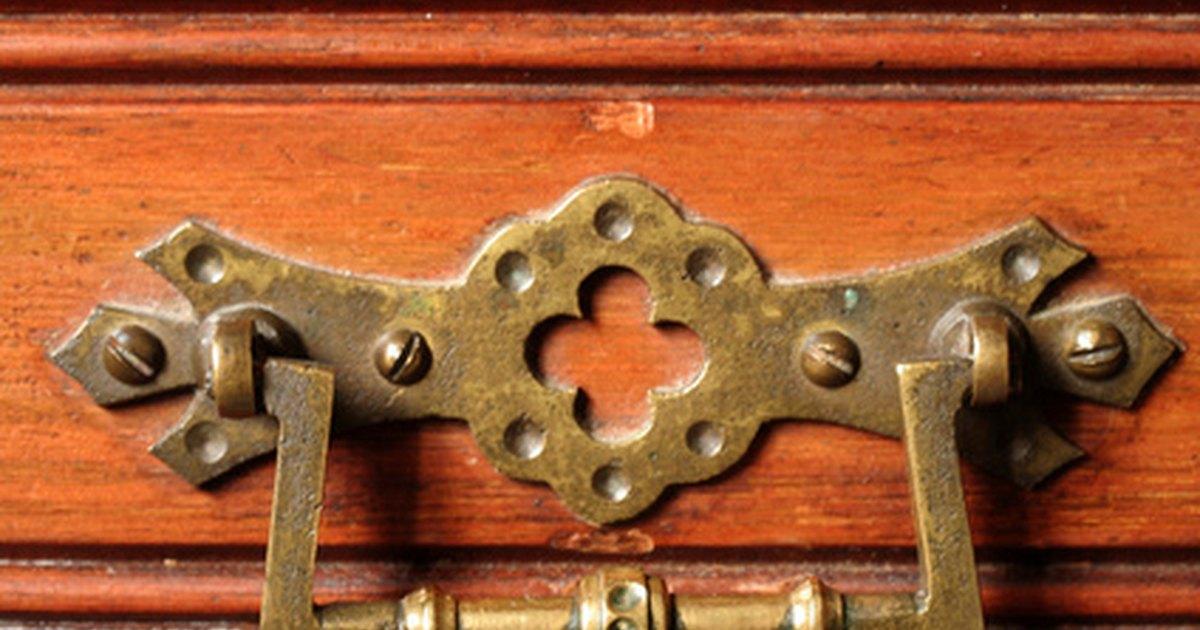 Как состарить металл в домашних условиях