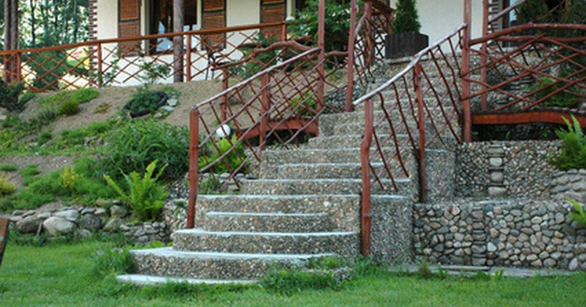 Como calcular o piso para escadas ehow brasil - Calcular valor tasacion piso ...