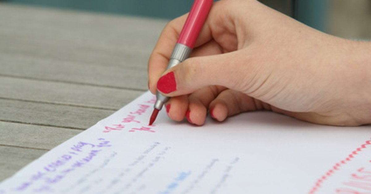 instructions for writing a reflective essay