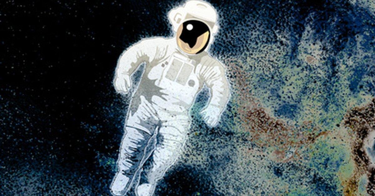make an astronaut - photo #47
