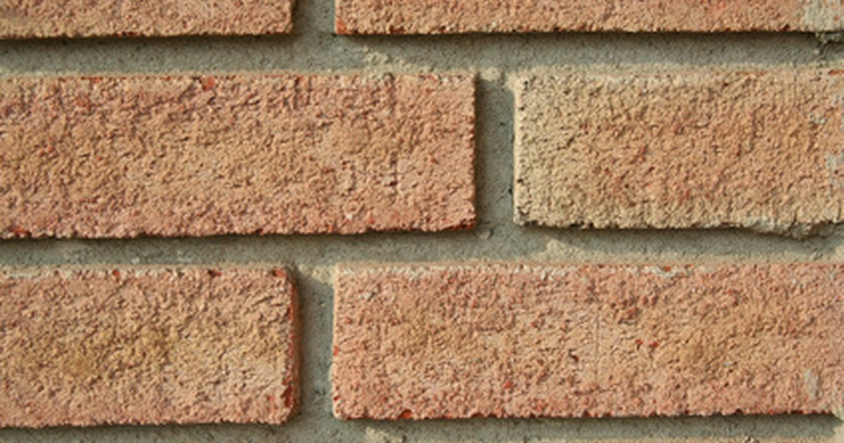 Brick pointing styles ehow uk for Brick types and styles