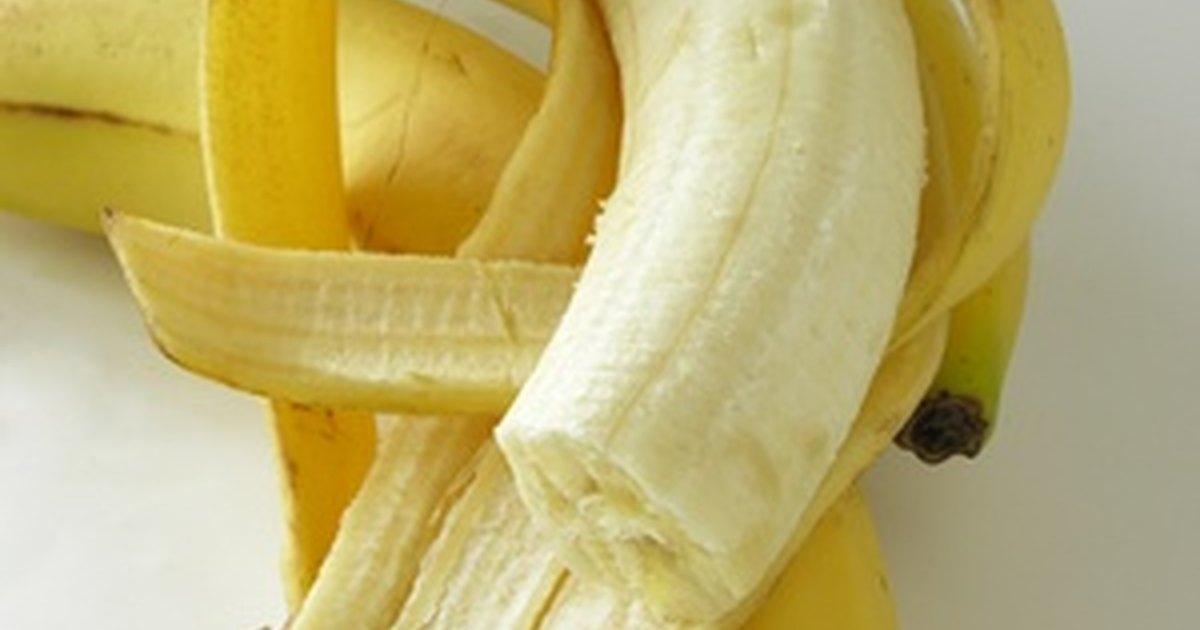 Diabéticos y plátanos | eHow en Español