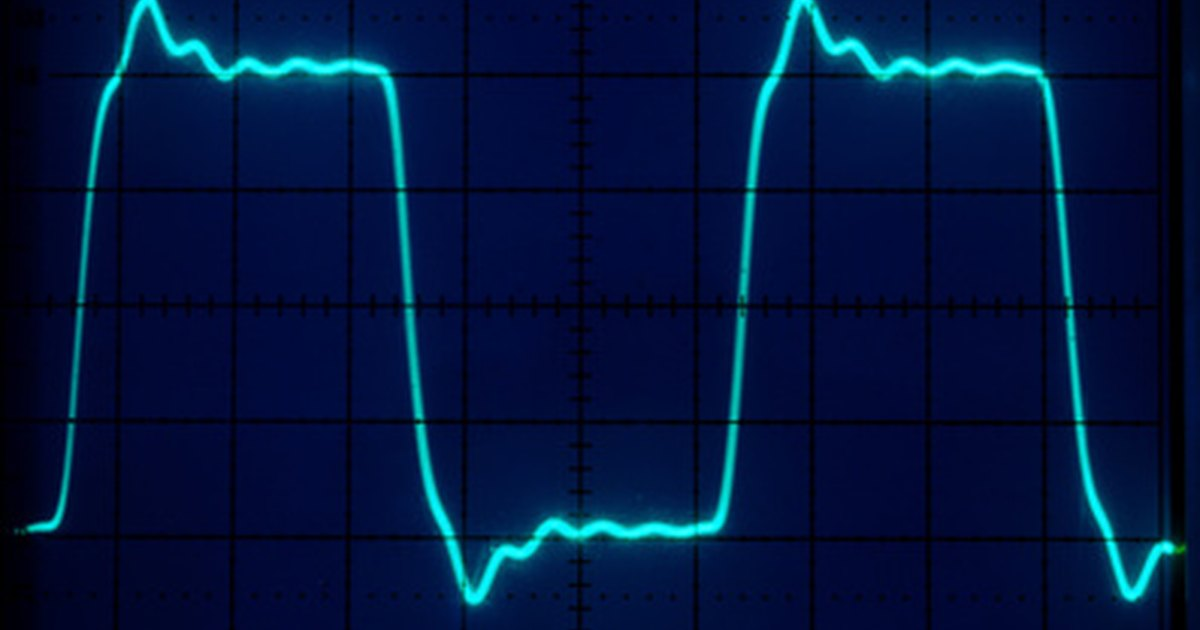 Oscilloscope Pulse Measurement : How to measure a pulse signal on an oscilloscope ehow uk