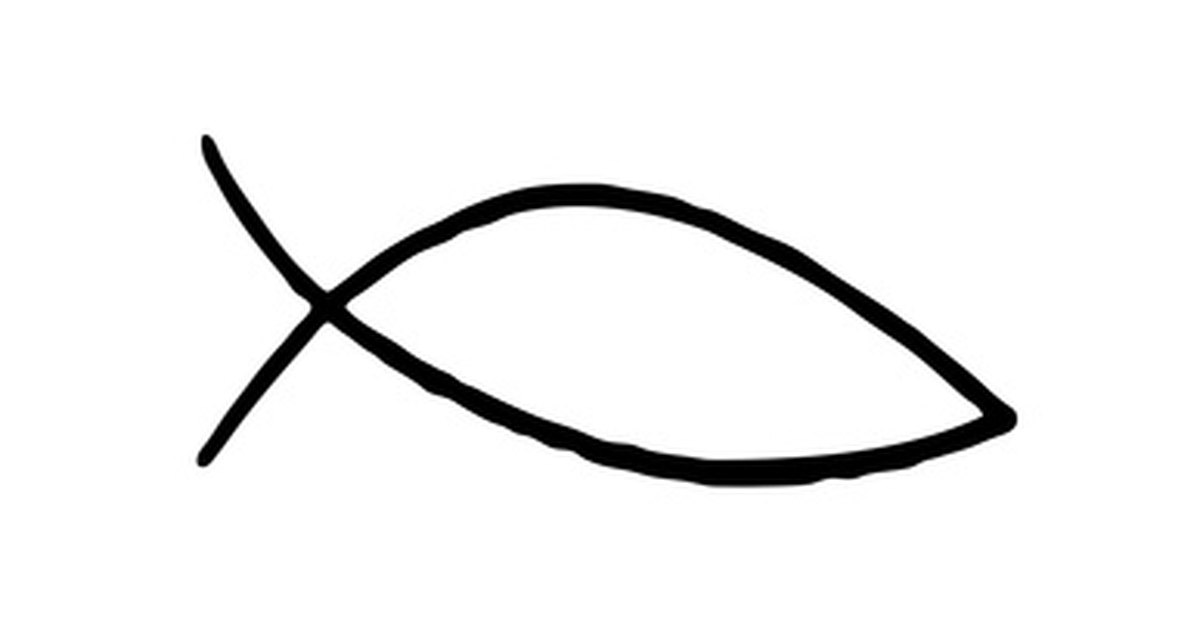 What is the meaning of the ichthus fish ehow uk for Fish symbol meaning
